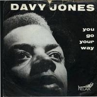 Cover Davy Jones [NL] - You Go Your Way